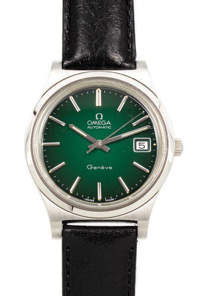 Omega Green vignette