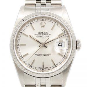Rolex Datejust ref.16200 B+P