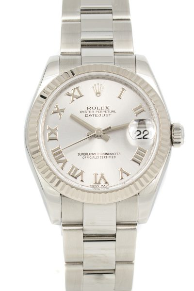 rolex datejust midsize 178274