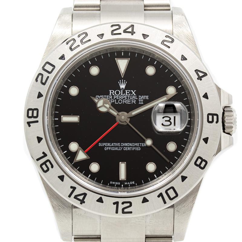 Rolex Explorer II B+p