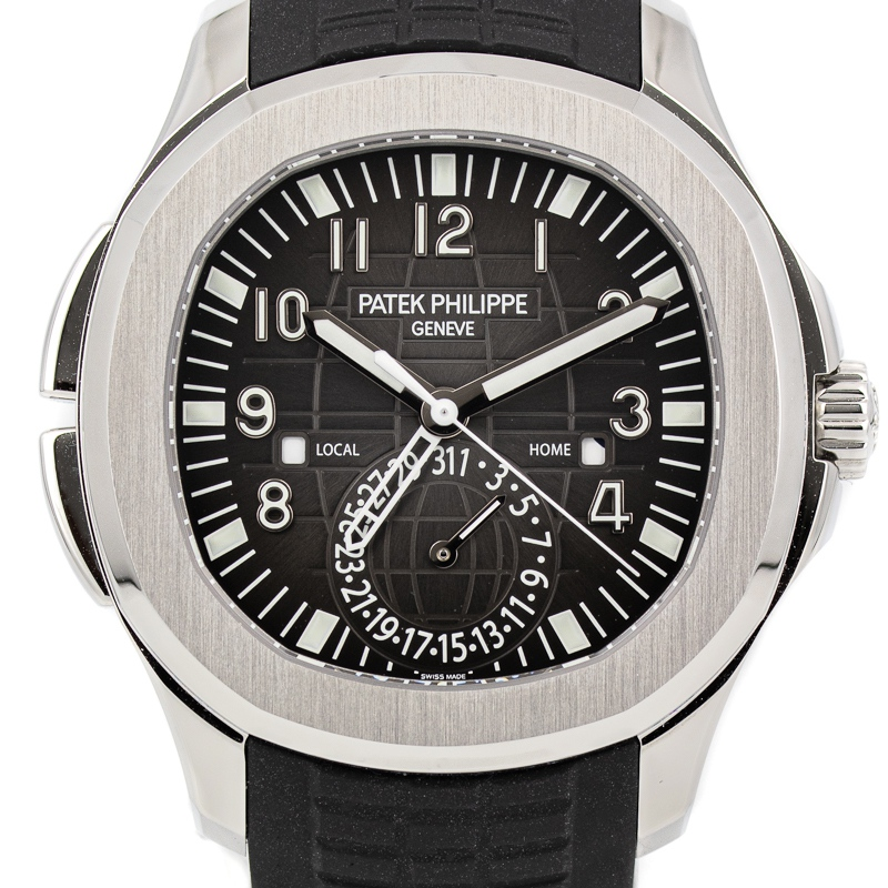 Patek Philippe Aquanaut Traveltime ref 5167-001