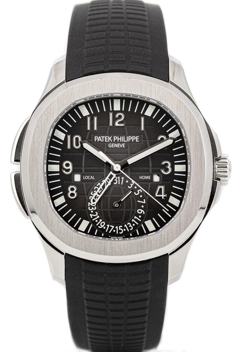 Patek Philippe Aquanaut Traveltime ref 5167-001