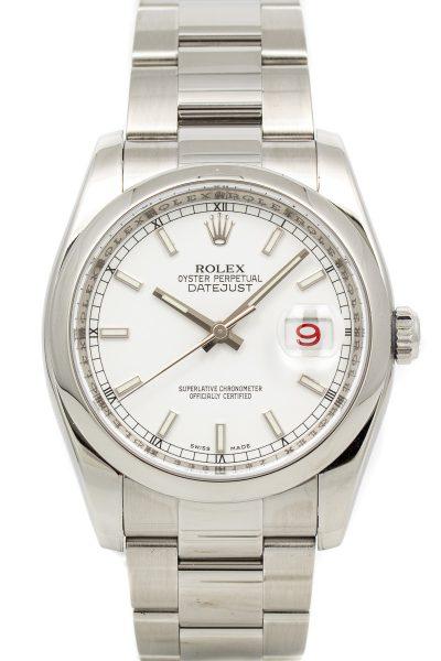 Rolex Datejust ref 116200