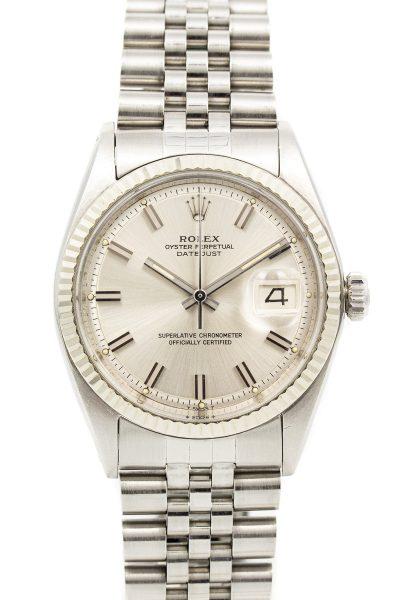 Rolex datejust ref 1601 wideboy