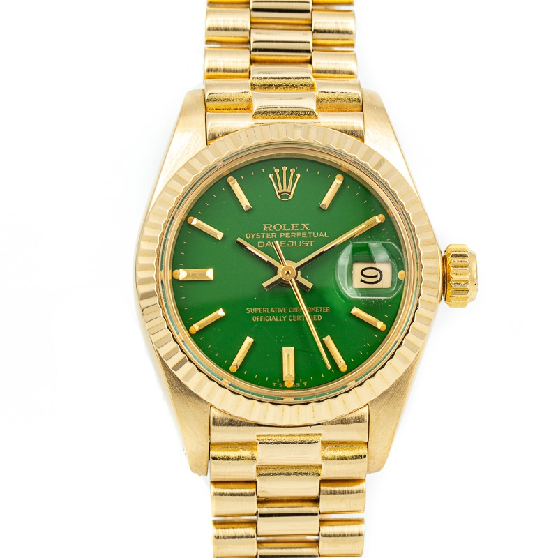 Rolex datejust 6917 stella