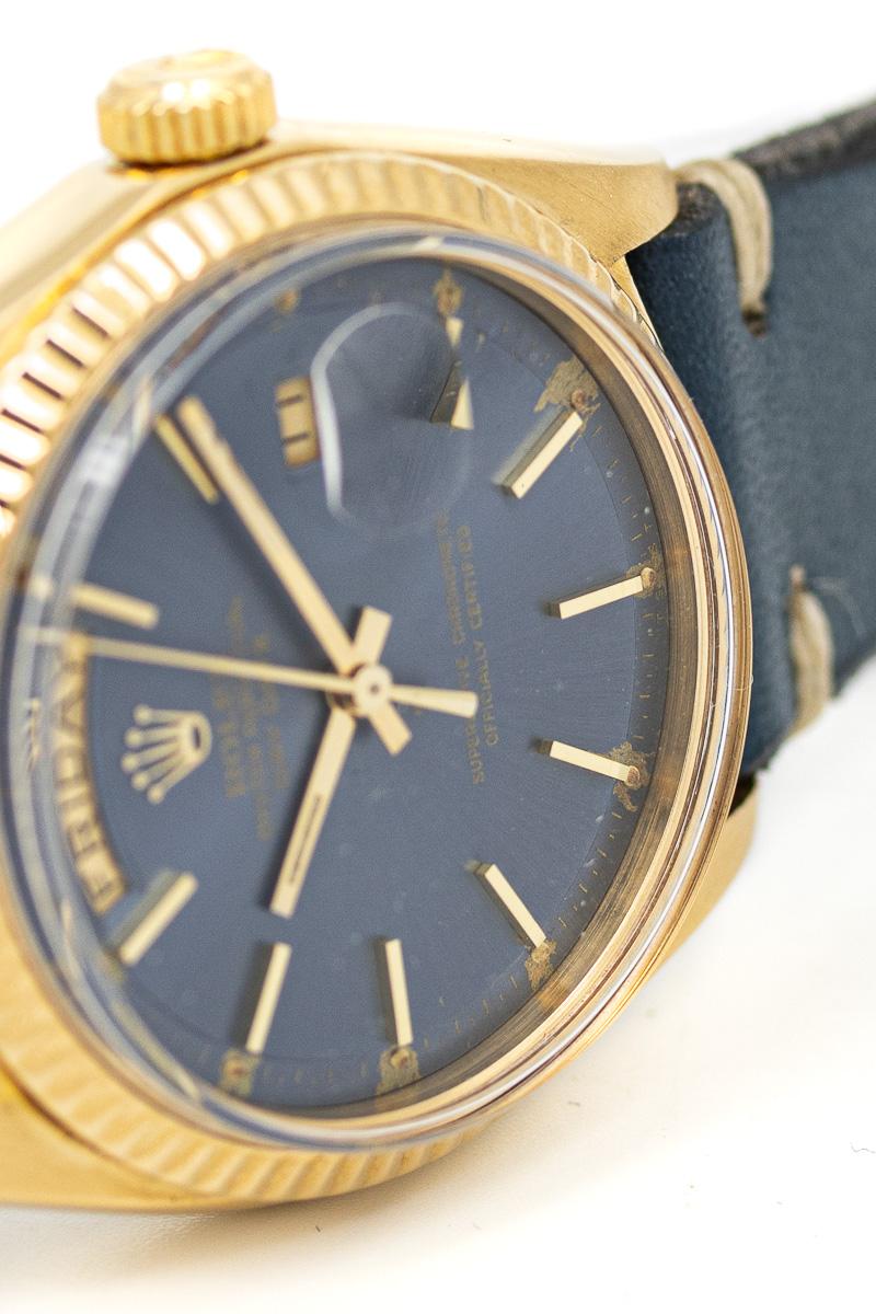 Rolex day date ref 1803