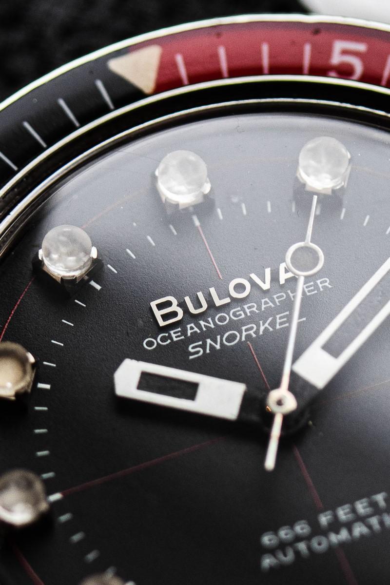 Bulova Snorkel