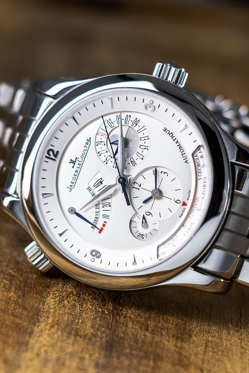 Jaeger leCoultre Master Geographi