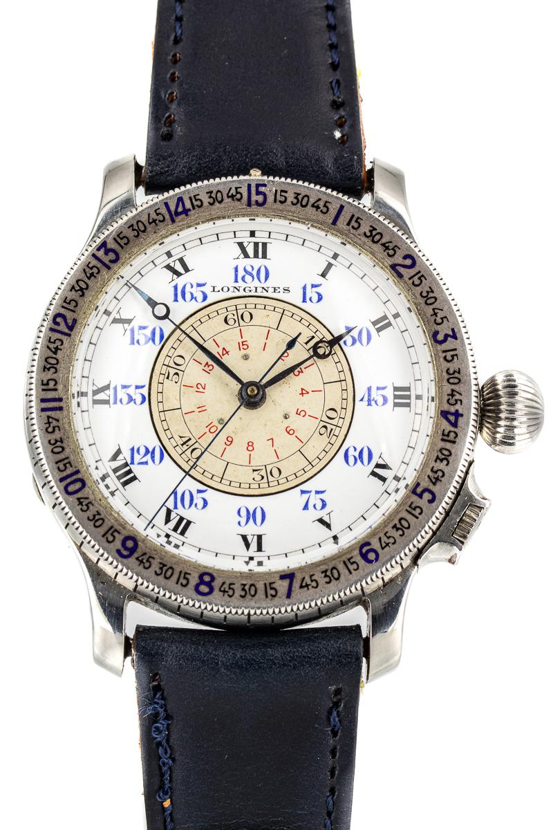 Longines Lindbergh Hour Angle Ref 4365