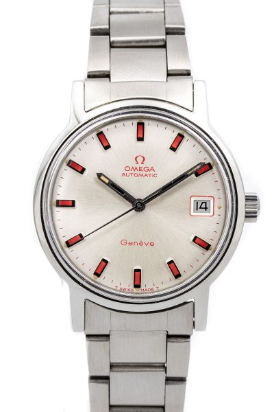 Omega Geneve Red Devil