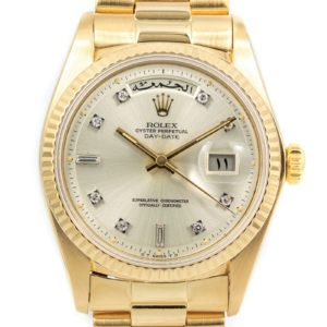 Rolex Day-Date ref. 1803 Diamond