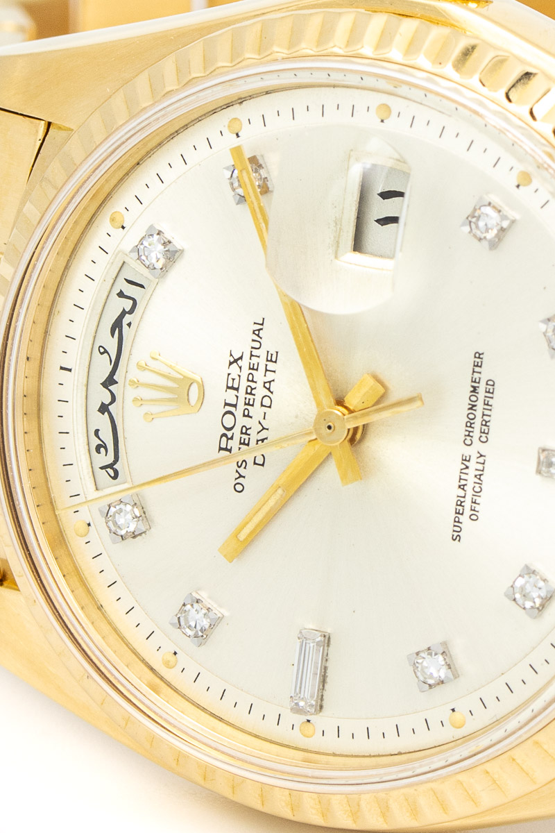 Rolex Day-Date ref. 1803 Diamond