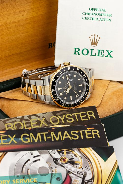 Rolex GMT-Master II Ref 16713