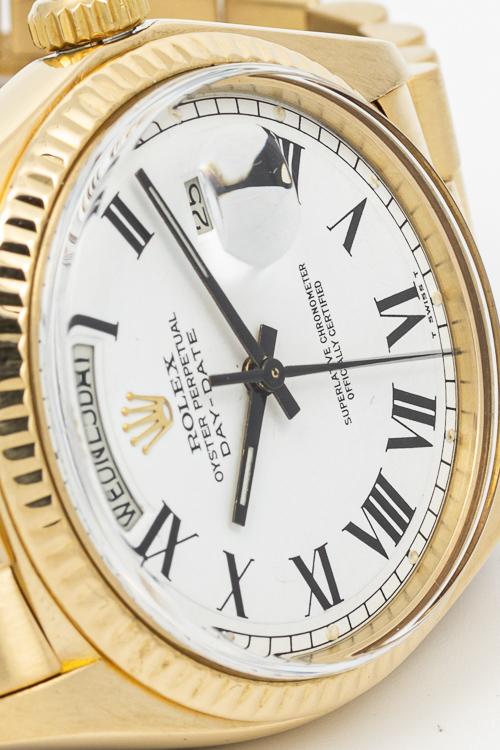 Rolex Day-Date ref 1803 buckley