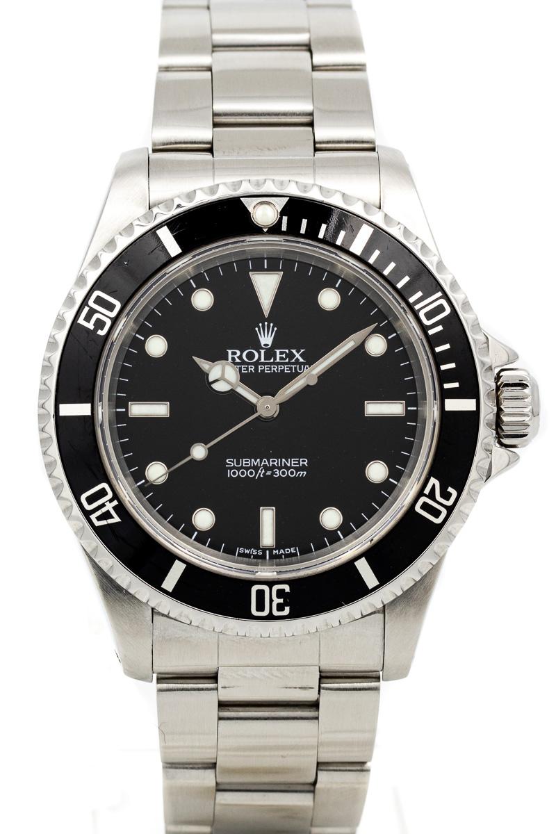 Rolex submariner 14060M Full set