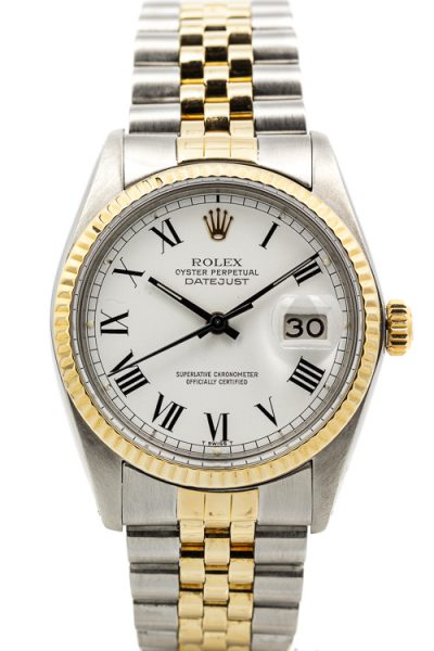 Rolex Datejust 16014 buckley