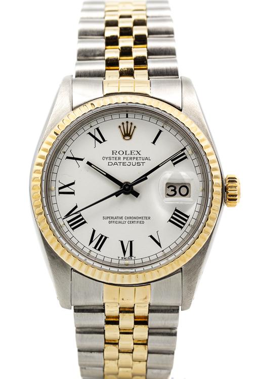 Rolex Datejust 16014 buckley