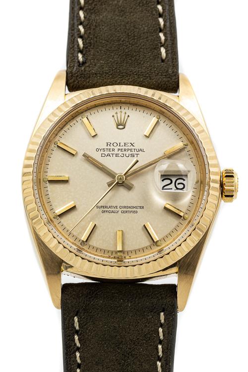 Rolex Datejust 1601 Matt dial