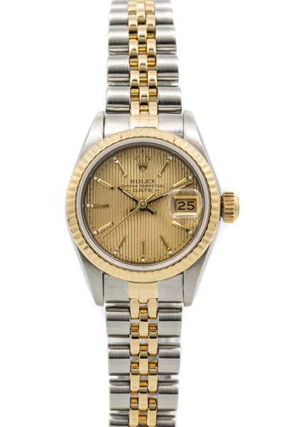 Rolex datejust 69173 tapestry