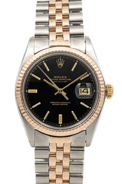 Rolex Datejust 1601 rose