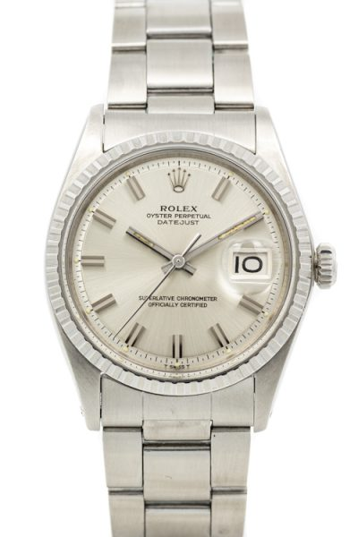 Rolex Datejust Ref 1603 wideboy