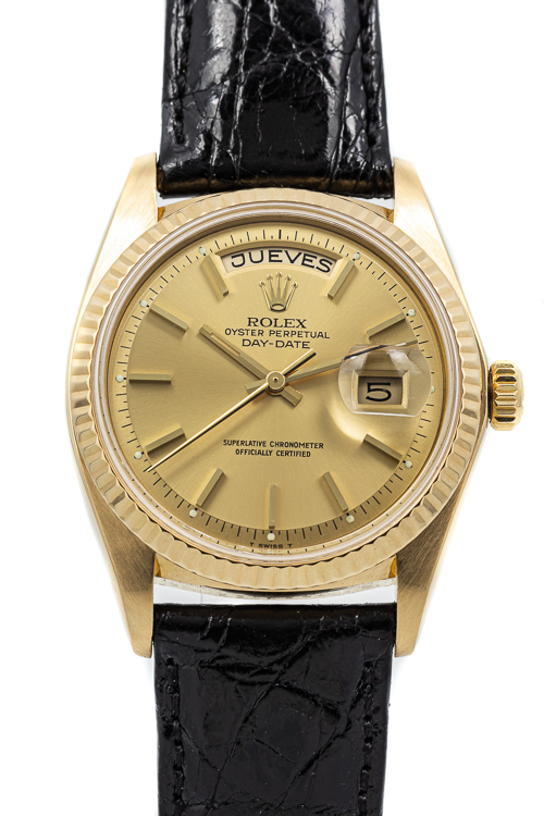 Rolex Day-Date Ref 1803