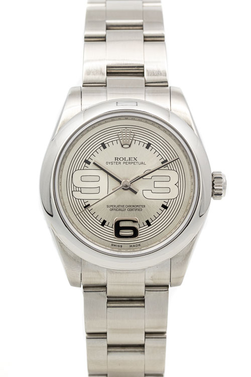 Rolex Oyster perpetual ref 177200
