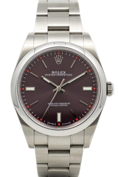Rolex Oyster Perpetual ref 114300