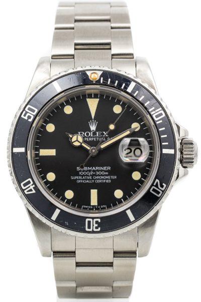 Rolex Submariner ref 16800Palletoni