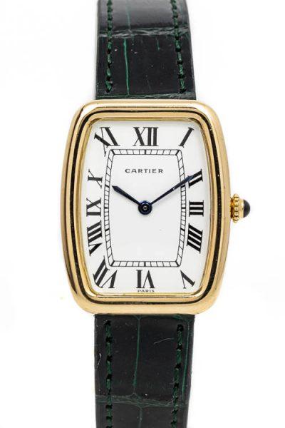 Cartier Faberge Tonneau Ref. 7810