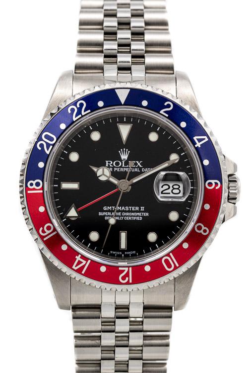 Rolex GMT -Master ref 16710