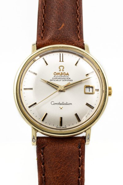 Omega Constellation Goldcap Ref.168004