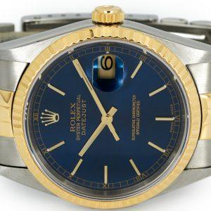 Rolex Datejust Ref 16233