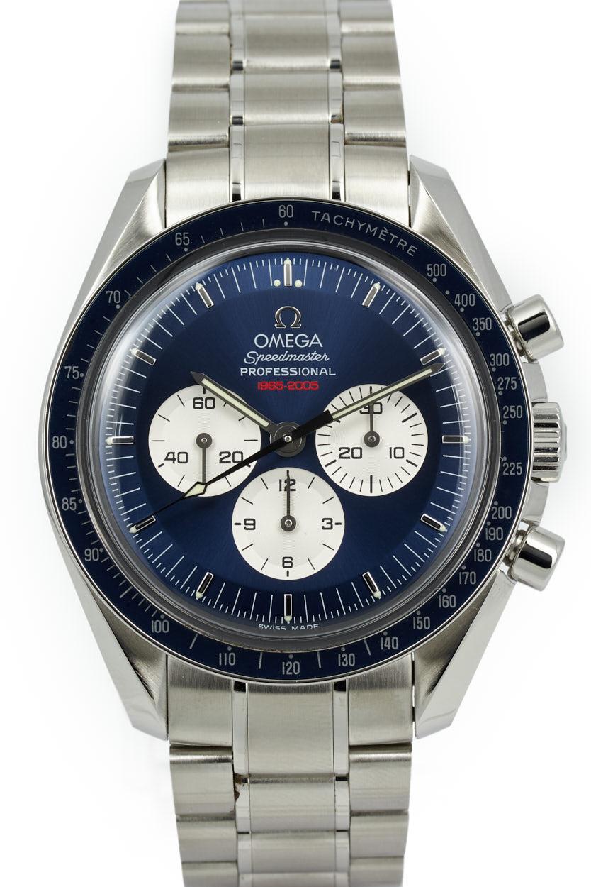 Omega Speedmaster Gemini IV 1129/2005