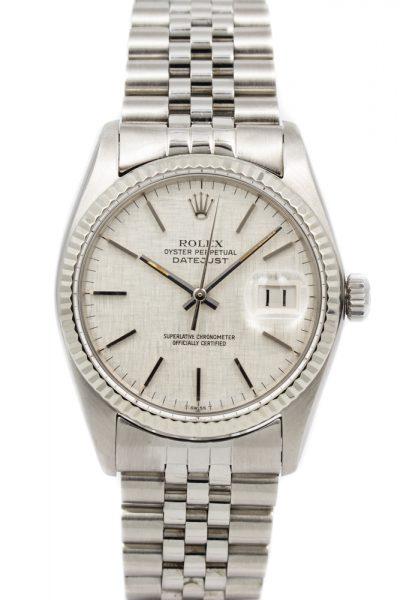 Rolex Datejust Ref. 16014 Linen