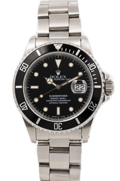 Rolex Sea-Dweller Ref. 168000