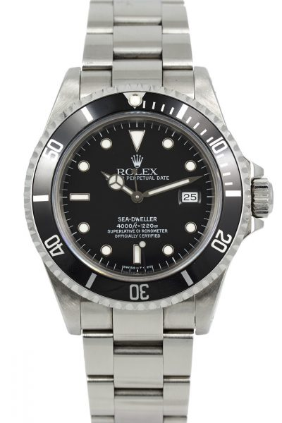 Rolex Sea-Dweller Ref 16600