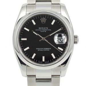 Rolex Date Ref 115200 Full set