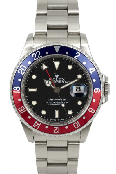 Rolex GMT-Master 16700 Full set