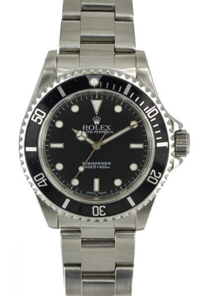 Rolex Submariner Ref. 14060 + papers
