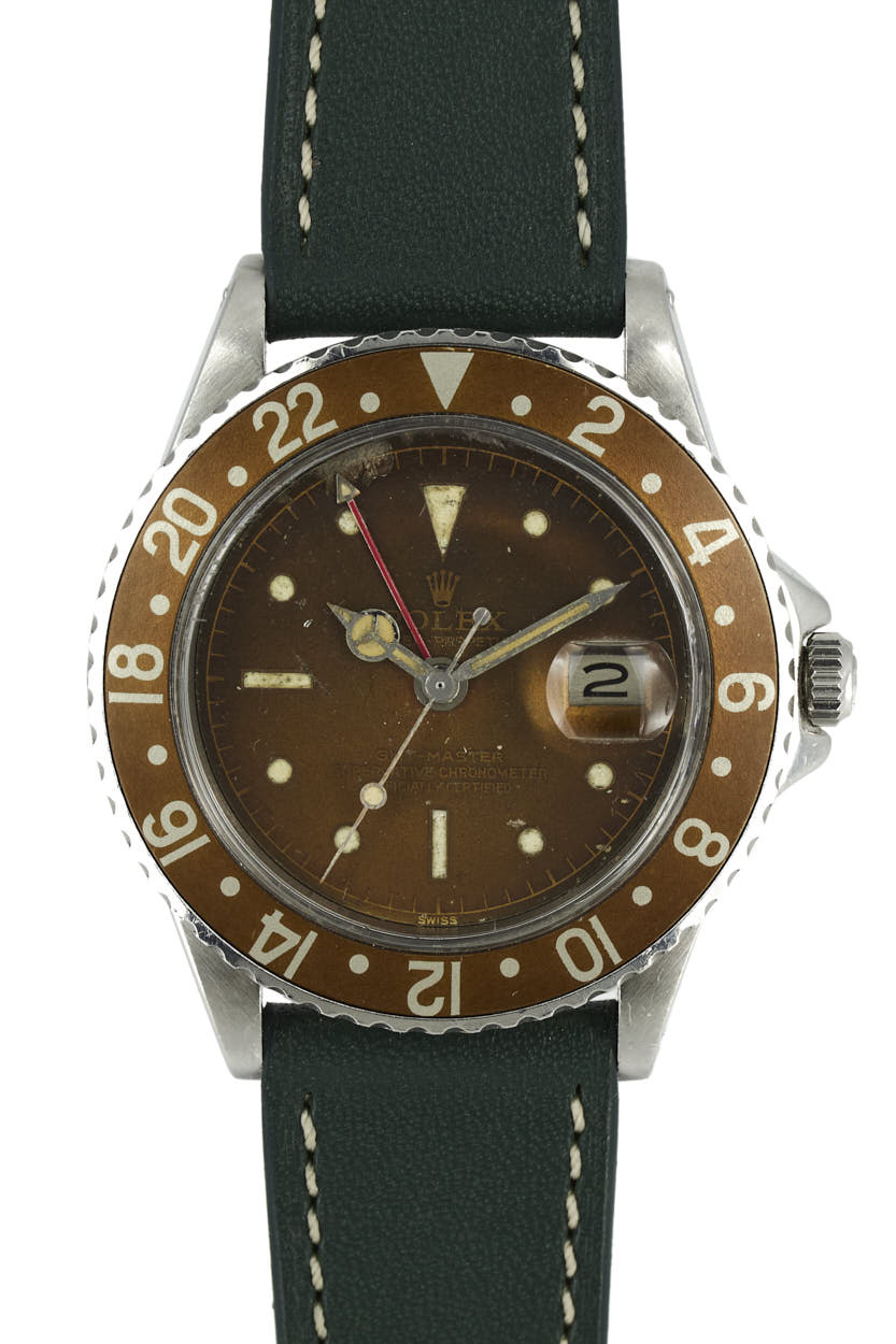 "Rolex GMT Ref. 1675 ""Tropical"""