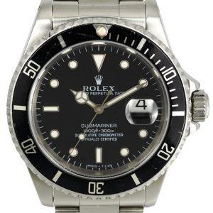 Rolex 16610 Submariner