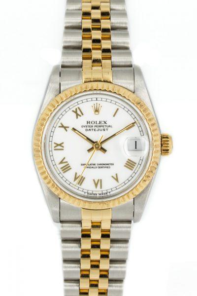 Rolex Datejust Ref 68273